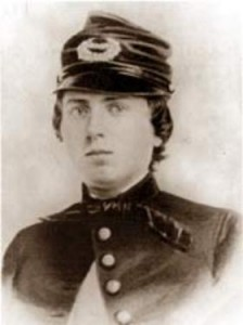 1st Lt. Alonzo Cushing