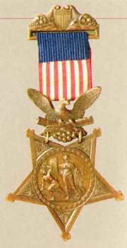 The 1862 Army Medal of Honor
