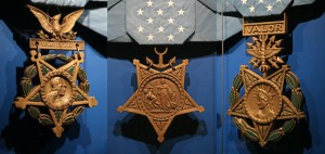 3 Modern Variations on the Medal of Honor<br>Photo credit: Congressional Medal of Honor Society