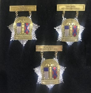 commissioner badges