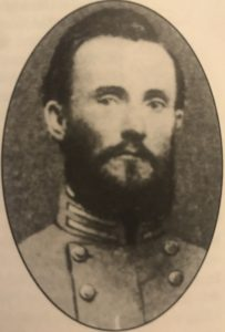 1Lt. Robert B. Carr